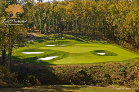 Lake Presidential Golf Club,Upper Marlboro, Maryland,  - Golf Course Photo