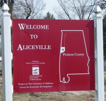 Aliceville Country Club | Aliceville Golf Course