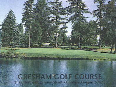 Gresham Golf Course,Gresham, Oregon,  - Golf Course Photo