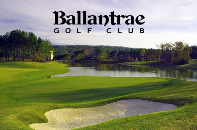 Ballantrae Golf Club, Pelham, Alabama, 35124 - Golf Course Photo