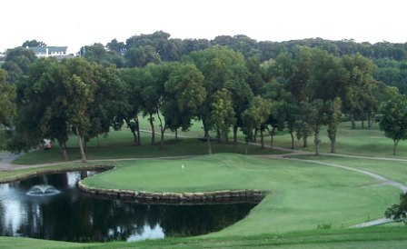 Dornick Hills Golf & Country Club, Ardmore, Oklahoma, 73401 - Golf Course Photo