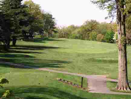 Golf Course Photo, Indian Hill Country Club, Newington, 06111