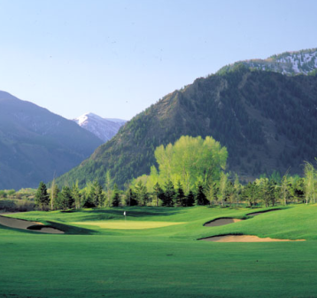 Maroon Creek Club Golf Course,Aspen, Colorado,  - Golf Course Photo