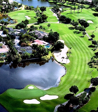 Golf Course Photo, Club At Emerald Hills, The, Hollywood, 33021