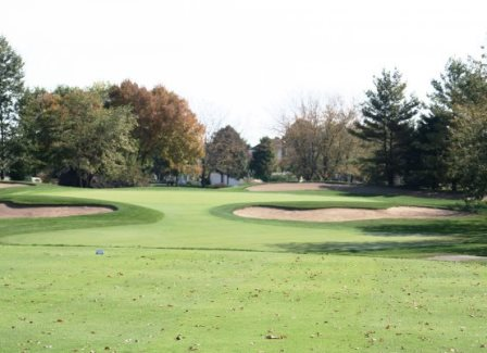 Lincolnshire Fields Country Club,Champaign, Illinois,  - Golf Course Photo