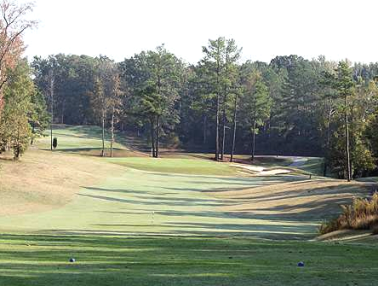 Falls Village,Durham, North Carolina,  - Golf Course Photo