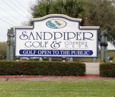 Golf Course Photo, The Links at Sandpiper | Sandpiper Golf Course, Lakeland, 33809