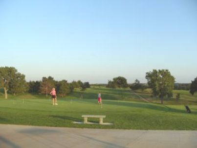Ellsworth Golf Municipal Course, Ellsworth, Kansas, 67439 - Golf Course Photo
