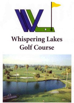 Whispering Lakes Golf Course, Ontario, California, 91761 - Golf Course Photo
