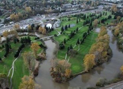 Foster Golf Links,Tukwila, Washington,  - Golf Course Photo