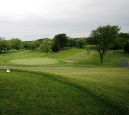 Golf Course Photo, Pheasant Valley Country Club, Crown Point, 46307