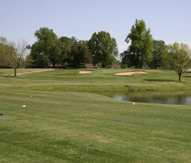 Golf Course Photo, Tamarack Country Club, Shiloh, 62269