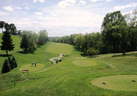 3 Lakes Golf Course, Pittsburgh, Pennsylvania, 15235 - Golf Course Photo