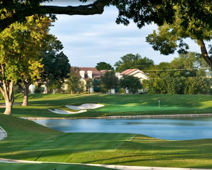 Colonial Country Club,Fort Worth, Texas,  - Golf Course Photo