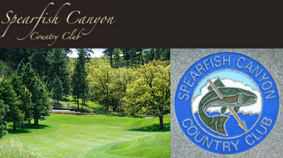 Spearfish Canyon Country Club, Spearfish, South Dakota, 57783 - Golf Course Photo