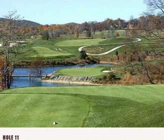 Pb Dye Golf Club, Ijamsville, Maryland, 21754 - Golf Course Photo