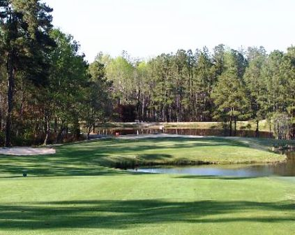 Golf Course Photo, Foxfire Resort & Country Club, Red Fox Golf Course, Jackson Springs, 27281