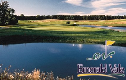 Emerald Vale Golf Club,Manton, Michigan,  - Golf Course Photo