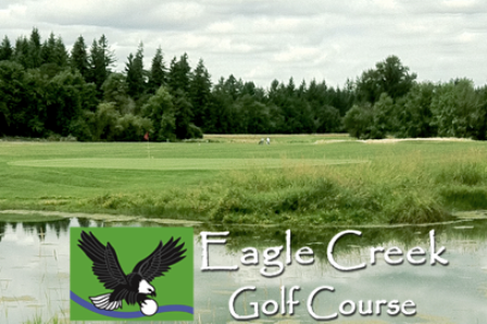 Eagle Creek Golf Course,Eagle Creek, Oregon,  - Golf Course Photo