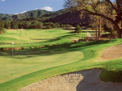 Rancho San Marcos Golf Course, Santa Barbara, California, 93105 - Golf Course Photo