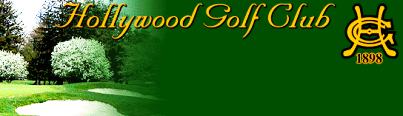 Golf Course Photo, Hollywood Golf Club, Deal, 07723
