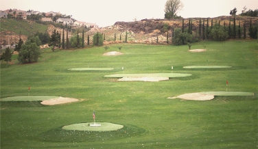Golf Course Photo, Cresta Verde Golf Club, Corona, 92879
