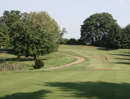 Oak Ridge Golf Club,Feeding Hills, Massachusetts,  - Golf Course Photo