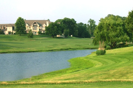 Golf Course Photo, Oxmoor Country Club, Louisville, 40220