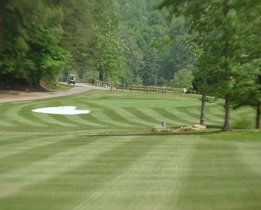 Table Rock Golf Club, Pickens, South Carolina, 29671 - Golf Course Photo