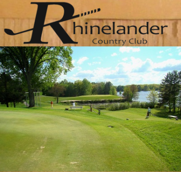 Rhinelander Country Club,Rhinelander, Wisconsin,  - Golf Course Photo