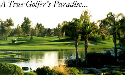 Ocotillo Golf Course, Chandler, Arizona, 85248 - Golf Course Photo