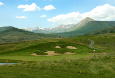 Club At Crested Butte Golf Course,Crested Butte, Colorado,  - Golf Course Photo