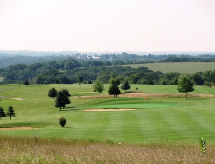 Deer Valley Golf Course,Barnevald, Wisconsin,  - Golf Course Photo