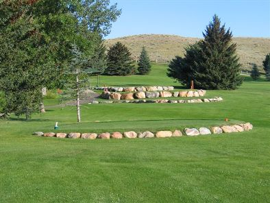 Buffalo Golf Course,Buffalo, Wyoming,  - Golf Course Photo