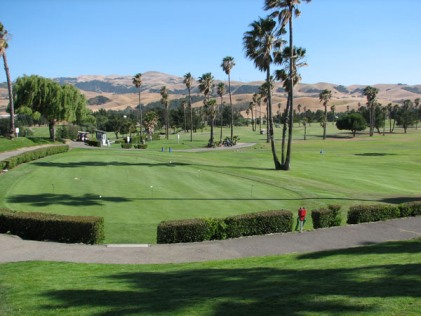 Sunol Valley Golf Course, Palm Course, CLOSED 2016, Sunol, California, 94586 - Golf Course Photo