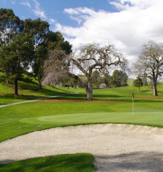 Santa Teresa Golf Club, Eighteen Hole,San Jose, California,  - Golf Course Photo
