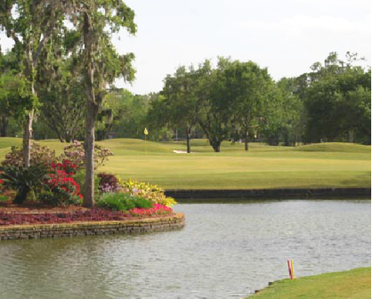 Golf Course Photo, Brae Burn Country Club, Houston, 77074