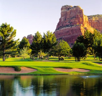 Oak Creek Country Club, The, Sedona, Arizona, 86351 - Golf Course Photo