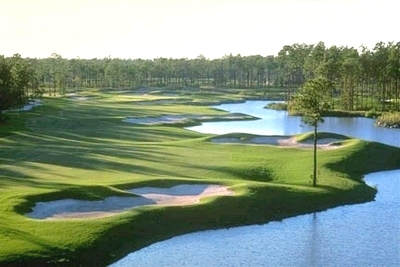 Ocean Ridge Plantation, Tigers Eye,Ocean Isle Beach, North Carolina,  - Golf Course Photo