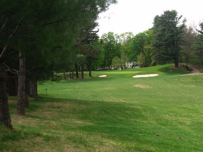 Harrisville Golf Course,Woodstock, Connecticut,  - Golf Course Photo