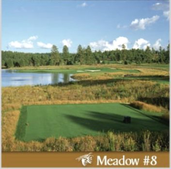 Forest Highlands Golf Club, Meadow Course,Flagstaff, Arizona,  - Golf Course Photo