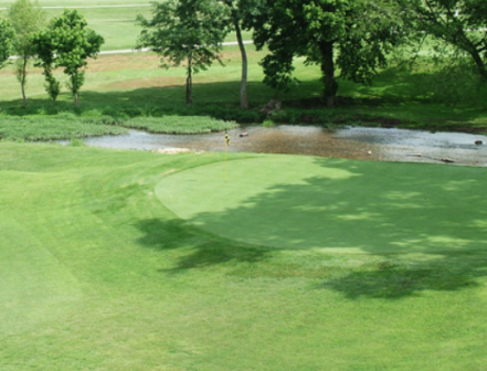Creeks Golf Course, Cave Springs Golf Course
