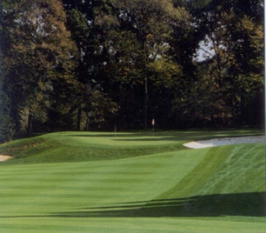 Golf Course Photo, Saucon Valley Country Club, Weyhill Course, Bethlehem, 18015