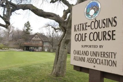 Katke-Cousins Golf Course,Rochester, Michigan,  - Golf Course Photo