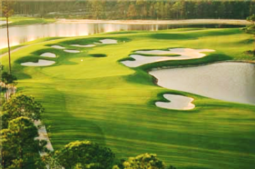 Kelly Plantation,Destin, Florida,  - Golf Course Photo