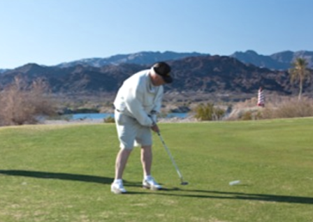 Havasu Island Golf Course at the Nautical ,Lake Havasu City, Arizona,  - Golf Course Photo