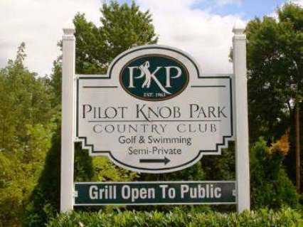 Pilot Knob Park Golf Course,Pilot Mountain, North Carolina,  - Golf Course Photo