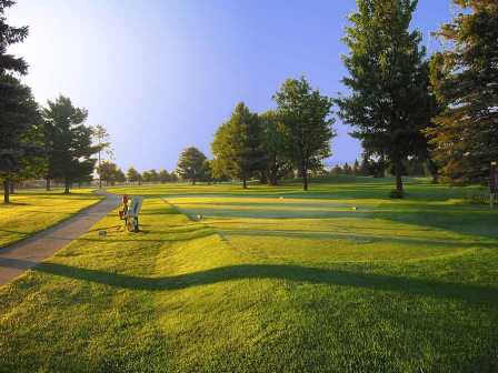 Grayling Country Club,Grayling, Michigan,  - Golf Course Photo