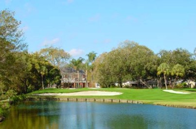 Palma Ceia Golf & Country Club, Tampa, Florida, 33629 - Golf Course Photo