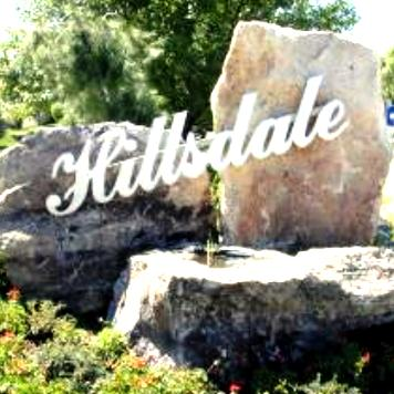 Golf Course Photo, Hillsdale Golf & Country Club, Hillsdale, 49242